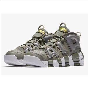 💞 New! Nike Air More Uptempo Iridescent